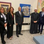 مصر تهدي الأمم المتحدة نسخة من قناع توت عنخ أمون