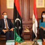 انطلاق الاجتماعات التحضيرية للجنة العليا المصرية الليبية المشتركة