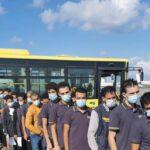عودة 53 مصريا من ليبيا حاولوا الهجرة عبر البحر