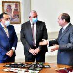 السيسي يوجه بالتوسع في مشروع إنتاج البذور في مصر