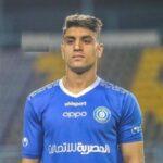أسوان يعلن انتقال لاعبه محمود شبانة إلى الزمالك