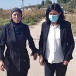 الاحتلال يفرج عن القيادية في الجبهة الشعبية خالدة جرار
