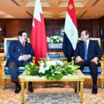 السيسي: مصر ترفض أية ممارسات لزعزعة استقرار الخليج