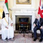 زيارة الشيخ محمد بن زايد إلى بريطانيا تتصدر الصحف الإماراتية