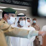 محمد بن راشد يزور غرفة عمليات «إكسبو 2020 دبي» ويشيد بالجهود المبذولة