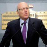 رئيس وزراء لبنان يدعو للهدوء بعد أعمال عنف في بيروت