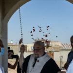 أجراس الكنائس تقرع مجددا في الموصل