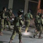 استشهاد 5 فلسطينيين وإصابة آخرين برصاص جيش الاحتلال