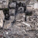 الأشغال في غزة: أولى مراحل الإعمار تبدأ الأسبوع القادم