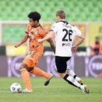 يوفنتوس يحقق فوزه الأول في الدوري الإيطالي