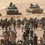 الجيش السوداني يتصدى لمحاولة توغل لقوات إثيوبية على الحدود