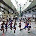 إرجاء ماراثون طوكيو وإلغاء نسخة 2022 بسبب الوضع الوبائي