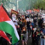 الخارجية الفلسطينية تطالب حكومات العالم بالاستجابة للحراك الشعبي الدولي المناصر للحقوق الفلسطينية