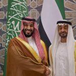 وليا عهد السعودية وأبوظبي يستعرضان المستجدات الإقليمية