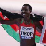 مقتل العداءة الكينية تيروب الفائزة ببرونزية بطولة العالم