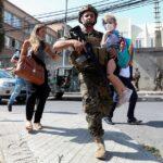 الصحة اللبنانية: 6 قتلى و32 مصابا في أحداث الطيونة