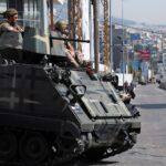 حزب الله وحركة أمل يتهمان «القوات اللبنانية» بقتل المتظاهرين