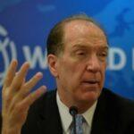 رئيس البنك الدولي يدعو لاتباع نهج عالمي لخفض ديون الدول الفقيرة