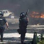 مقتل صربي وإصابة 6 من أفراد الشرطة في اشتباكات بكوسوفو